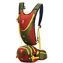 ieftine Rucsaci & Genți-Jungle King 30 L Rucsaci Hidratare pachet de rucsac Multifunctional Respirabil Rezistenta la uzura În aer liber Drumeție Alpinism Călătorie Nailon Negru Portocaliu Albastru