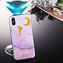 ieftine Ecrane Protecție Tabletă-Maska Pentru Apple iPhone XS / iPhone XR / iPhone XS Max IMD / Model Capac Spate Marmură Moale TPU