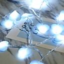 رخيصةأون سماعات الأذن السلكية-1M أضواء سلسلة 10 المصابيح أزرق حزب 5 V 1SET