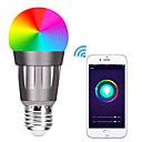 رخيصةأون خواتم-e27 led الذكية لمبات led 22 الخرز led smd 5730 يعمل مع amazon alexa / app control / google home rgbw 85-265v