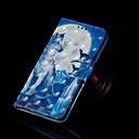 abordables Coques d'iPhone-Coque Pour Apple iPhone XS / iPhone XS Max Avec Support / Clapet / Motif Coque Intégrale Animal Dur faux cuir pour iPhone XS / iPhone XR / iPhone XS Max