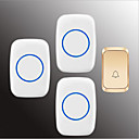 cheap PS4 Accessories-Wireless One to Three Doorbell Music / Ding dong Non-visual doorbell Surface Mounted