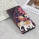 رخيصةأون Huawei أغطية / كفرات-غطاء من أجل Huawei Huawei Y9 (2018)(Enjoy 8 Plus) / Huawei Y6 (2018) / Huawei Y6 (2017)(Nova Young) محفظة / حامل البطاقات / مع حامل غطاء كامل للجسم فيل قاسي جلد PU