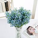 preiswerte Künstliche Blumen-Künstliche Blumen 10 Ast Klassisch Stilvoll Moderne zeitgenössische Schleierkraut Tisch-Blumen