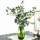 رخيصةأون أزهار اصطناعية-زهور اصطناعية 1 فرع كلاسيكي أوروبي النمط الرعوي نباتات أزهار الأرض