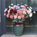 preiswerte Künstliche Blumen-Künstliche Blumen 1 Ast Klassisch Stilvoll Moderne zeitgenössische Gänseblümchen Tisch-Blumen
