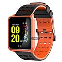 voordelige Nagelstempels-N88 Heren Smart horloge Android iOS Bluetooth Smart Sportief Waterbestendig Hartslagmeter Bloeddrukmeting Stopwatch Stappenteller Gespreksherinnering Activiteitentracker Slaaptracker / Aanraakscherm