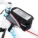 ieftine Întrerupătoare & Prize-ROSWHEEL Telefon mobil Bag Genți Cadru Bicicletă 4.8 inch Ecran tactil Ciclism pentru iPhone 8/7/6S/6 iPhone X iPhone XR Rosu Verde Albastru Ciclism / Bicicletă / iPhone XS / iPhone XS Max