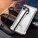 levne Galaxy S pouzdra / obaly-oatsbasf Carcasă Pro Apple iPhone X Nárazuvzdorné / Matné / Udělej si sám Ochranný rámeček Jednobarevné Pevné Hliník pro iPhone X