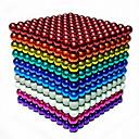 ieftine Jucării cu Magnet-216/648/1000 pcs 3mm Jucării Magnet bile magnetice Lego Super Strong pământuri rare magneți Magnet Neodymium Magnet Neodymium Stres și anxietate relief Focus Toy Birouri pentru birou Ameliorează ADD