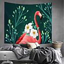 رخيصةأون ديكور الحائط-الحديقةGarden Theme / زهريFloral Theme جدار ديكور 100 ٪ بوليستر الحديث جدار الفن, سجاد الحائط زخرفة