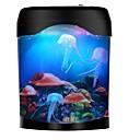 povoljno Gadgeti za kupaonicu-brelong usb meduza ukrasna noćna svjetla vodio spavaća soba pozadine šarene boje atmosfera svjetiljka 1 kom