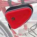 رخيصةأون حقائب الدراجة-GIYO 1 L حقيبة دراجة الإطار مثلث الإطار الإطار المحمول يمكن ارتداؤها الخارج حقيبة الدراجة أكسفورد حقيبة الدراجة حقيبة الدراجة أخضر للجنسين الدراجة