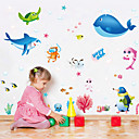 halpa Sisustustarrat-Koriste-seinätarrat - 3D-seinätarrat 3D Työhuone / toimisto / Kids Room