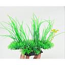 ieftine Accesorii Animale Mici-Decorațiune pentru Acvariu Plante artificiale brădișuri Anacharis 1 Plantă Apă Impermeabil Portabil Decorațiuni Plastic