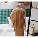 preiswerte Körperschmuck-Damen Körperschmuck 102 cm Hüftkette Gold / Silber Einzigartiges Design versilbert / vergoldet Modeschmuck Für Hochzeit / Party / Verlobung Sommer