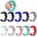 abordables Correas para Apple Watch-Ver Banda para Samsung Galaxy Watch 46 / Samsung Galaxy Watch 42 Samsung Galaxy Correa Deportiva Silicona Correa de Muñeca