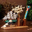 halpa Sisustustarrat-Koristeelliset esineet, Puu Muovi Moderni nykyaikainen varten Kodin sisustus Lahjat 1kpl