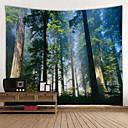 رخيصةأون ملصقات ديكور-الحديقةGarden Theme / زهريFloral Theme جدار ديكور 100 ٪ بوليستر الحديث جدار الفن, سجاد الحائط زخرفة