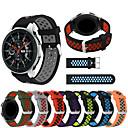 رخيصةأون إكسسوارات سامسونج-حزام إلى Gear S3 Frontier / Gear S3 Classic / Samsung Galaxy Watch 46 Samsung Galaxy عصابة الرياضة سيليكون شريط المعصم