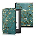 cheap Tablet Cases-Case For Amazon Kindle Lite(2019) / Kobo Forma Shockproof / Flip / Origami Full Body Cases Tree / Flower Hard PU Leather for Kindle Lite(2019) / Kindle PaperWhite 4 / Kobo Forma