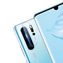 billiga Bakljus-Skärmskydd för Huawei Huawei P30 Pro Härdat Glas 1 st Kameralinsskydd Högupplöst (HD) / 9 H-hårdhet / Anti-fingeravtryck