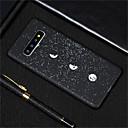 رخيصةأون أغطية أيفون-غطاء من أجل Samsung Galaxy S9 / S9 Plus / S8 Plus مثلج / نموذج غطاء خلفي سماء ناعم TPU