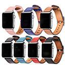 halpa Apple Watch-hihnat-Watch Band varten Apple Watch Series 4/3/2/1 Apple Moderni solki Aito nahka Rannehihna