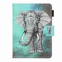저렴한 LG 케이스 / 커버-케이스 제품 KOBO kobo clara HD 카드 홀더 / 충격방지 / 패턴 전체 바디 케이스 동물 하드 PU 가죽 용 kobo clara HD