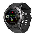 economico Orologi stile militare-ds102 smart watch bt fitness tracker supporto notifica e monitor della frequenza cardiaca per samsung / sony android cellulari / iphone