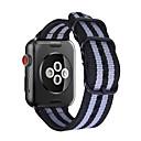 billige Apple Watch-remmer-Klokkerem til Apple Watch Series 4/3/2/1 Apple Sportsrem Stoff Håndleddsrem
