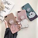 رخيصةأون أغطية أيفون-غطاء من أجل Apple iPhone XS / iPhone XR / iPhone XS Max مثلج / نموذج غطاء خلفي كارتون / باندا ناعم TPU
