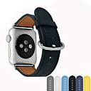 abordables Correas para Apple Watch-Ver Banda para Apple Watch Series 4/3/2/1 Apple Hebilla Moderna Cuero Auténtico Correa de Muñeca