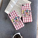 Недорогие Чехлы и кейсы для Galaxy S4 Mini-Кейс для Назначение Huawei Huawei P20 / Huawei P20 Pro / Huawei P20 lite С узором Кейс на заднюю панель Плитка Твердый ПК