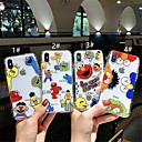 halpa iPhone kotelot-kotelo omena iphone xr / iphone xs max kuvio / läpinäkyvä takakansi sarjakuva pehmeä tpu iPhone x xs 8 8plus 7 7plus 6 6s 6plus 6s plus
