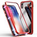 Недорогие Кейсы для iPhone-чехол для яблока iphone 6 / iphone xs max прозрачная задняя крышка прозрачное закаленное стекло для iphone 6 / iphone 6 plus / iphone 6s