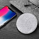رخيصةأون شواحن لاسلكية-شاحن لاسلكي شاحن يو اس بي USB QC 2.0 / QC 3.0 / شاحن لاسلكي مخرجUSB 1 1.1 A / 2 A DC 9V / DC 5V إلى iPhone X / iPhone 8 Plus / iPhone 8