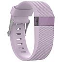 Χαμηλού Κόστους Λουράκια καρπού για Fitbit-Παρακολουθήστε Band για Fitbit Charge HR Fitbit Αθλητικό Μπρασελέ σιλικόνη Λουράκι Καρπού