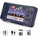 cheap Game Consoles-Handheld Game Console for Kids Adults Portable Game Consoles Built in 218 Games 3.5 Inch 1 USB Charge Retro Arcade Video Game PlayerBirthday Present for Children