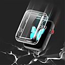 Недорогие Ремешки для Apple Watch-Прозрачный ТПУ для Apple Watch серии 3 2 1 38 мм 42 мм 360 полный прозрачный экран протектор чехол для iwatch 4 44 мм 40 мм