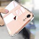 voordelige iPhone XR screenprotectors-hoesje Voor Apple iPhone XS Max / iPhone 6 Schokbestendig Achterkant Effen Zacht TPU voor iPhone XS / iPhone XR / iPhone XS Max
