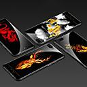 Недорогие Чехлы и кейсы для Galaxy A7-Кейс для Назначение Huawei Huawei Honor 10 С узором Кейс на заднюю панель Животное Твердый Закаленное стекло