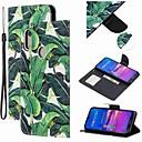 ieftine Protectoare Ecran de LG-Maska Pentru Huawei Onorată 10 Lite / Onorați V20 / Onoare 10i Portofel / Titluar Card / Anti Șoc Carcasă Telefon Copac PU piele