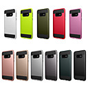 cheap iPhone 6s / 6 Screen Protectors-Case For Samsung Galaxy S10e Dustproof / Frosted Back Cover Solid Colored PC