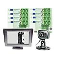 tanie Systemy CCTV-gorąca sprzedaż 4.3 detektor pieniędzy detektorów euro detektory pieniędzy gw8002