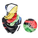 رخيصةأون أقنعة وأقنعة الوجه-XINTOWN أقنعة واقي شمسي مقاوم للأشعة فوق البنفسجية متنفس واقي الدراجة / ركوب الدراجة أسود / أزرق أسود / أصفر +ورديأزرق إلى للجنسين للبالغين غير رسمي للجنسين أخضر / الدراجة لون سادة 1 قطعة