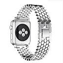 billige Apple Watch-remmer-Klokkerem til Apple Watch Series 5/4/3/2/1 Apple Smykkedesign Rustfritt stål Håndleddsrem