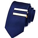رخيصةأون رابطات عنق للرجال-رجالي التعادل كليب أنيق نحاس رسمي / مناسب للبس اليومي Tie Bar