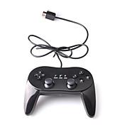 Con Cable Control de Videojuego Para Wii U / Wii ,  Slim Control de Videojuego Metal / ABS 1 pcs unidad