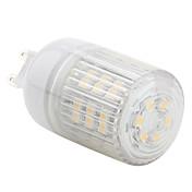 g9 llevó luces de maíz t 48 smd 3528 150lm blanco cálido 2800k ca 220-240v